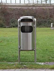 Abfallbehälter Außenbereich Holz : abfallbeh lter aschenbecher f r den au enbereich ~ Sanjose-hotels-ca.com Haus und Dekorationen