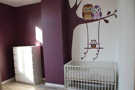thème décoration chambre bébé deco chambre bebe theme hibou raliss com
