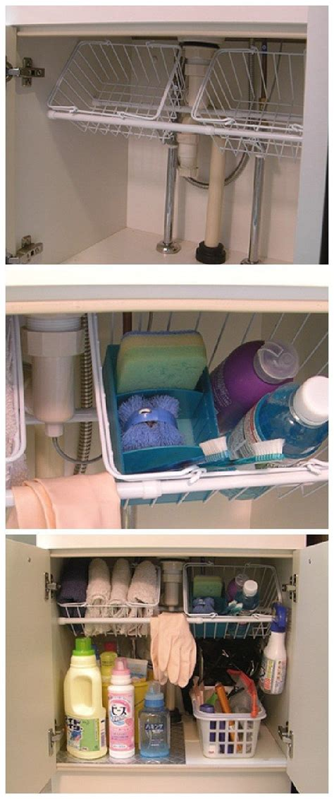 17 Best Ideas About Organizing Small Homes On Pinterest
