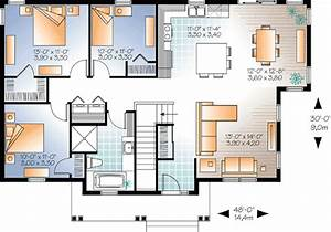 maison avec 3 chambres plan maison gratuit With charming plan maison 3d gratuit 14 maison 2 appartements top maison