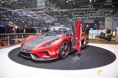 6 Images Of Koenigsegg Regera 5.0 V8 Kdd, 1500hp, 2017 By