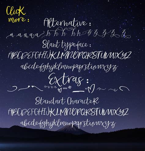 lovely fabulous script font befontscom