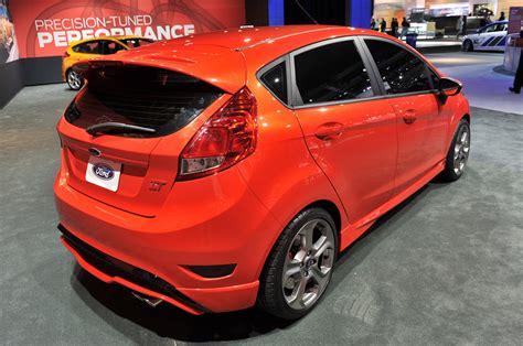 Ford Fiesta St Concept Imgenes En Vivo Lista De Carros
