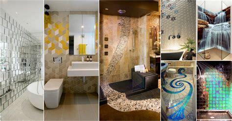 wonderful cool bathroom tiles   grab  attention