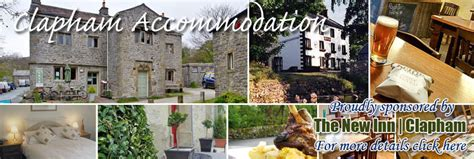 clapham yorkshire dales accommodation guide