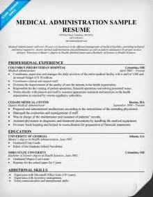 healthcare administrator resume exles pin healthcare administrator resume exles i10gif on