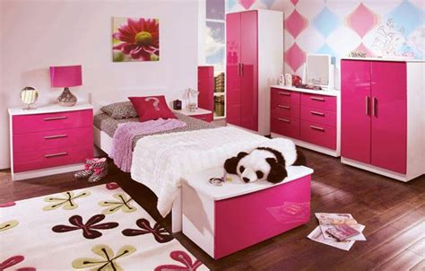 10 Cool Ideas For Girls Pink Bedrooms