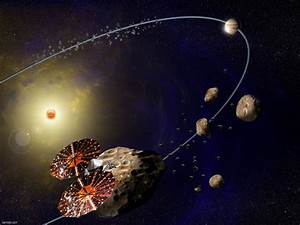 Lockheed Martin tapped to build NASA's Lucy spacecraft ...