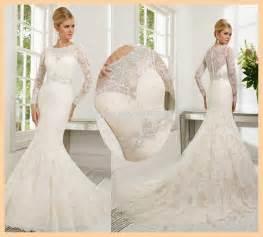 vestido de novia wedding dress vintage sleeve mermaid lace wedding dresses bridal gowns vestidos de novia 2015 fashion