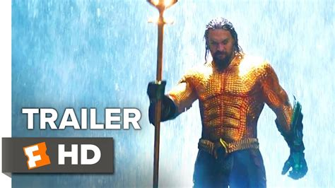 aquaman extended video  movieclips trailers youtube