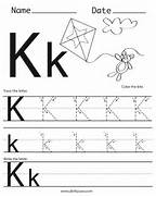 Pics Photos Letter K Worksheet Kids Under 7 Alphabet Worksheets Trace And Print Letter K Alphabet Activities For Preschoolers K Is For King Letter K Activities The Measured Mom
