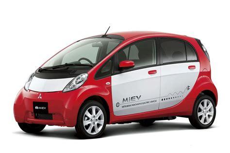I Miev Mitsubishi by Mitsubishi To Cut I Miev Sticker Price By 20 16 345