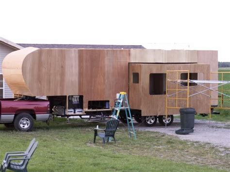 7 best diy fifth wheel slide out on diy rv houses and small houses