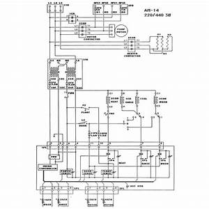 Wiring Schematic    Am14 Hobart