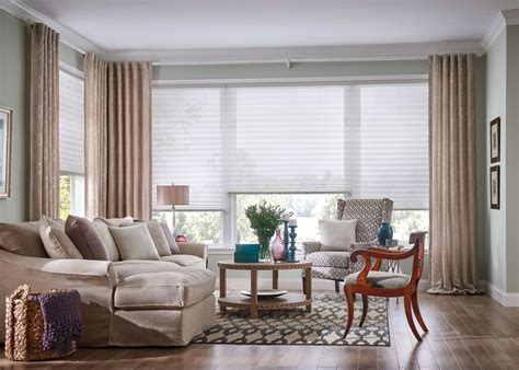 Window Blinds And Curtains by Ways To Mix And Match Curtains With Blinds Zebrablinds