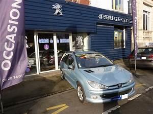Garage Peugeot Calais : occasion peugeot 206 sw xs 2 0 hdi 90 ch ~ Gottalentnigeria.com Avis de Voitures