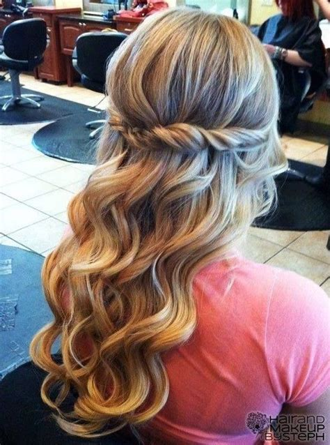 Pretty Homecoming Hairstyles by 17 Fancy Prom Hairstyles For Pretty Designs