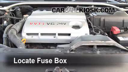 2002 Lexu Es300 Fuse Box by Replace A Fuse 2002 2006 Lexus Es300 2002 Lexus Es300 3