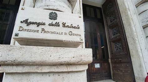 ufficio delle entrate genova chiese mazzette all imprenditore dello spumante quot sub