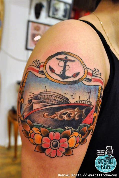 Cruise Ship Tattoo - Google Search | Artu0026tattoos | Pinterest