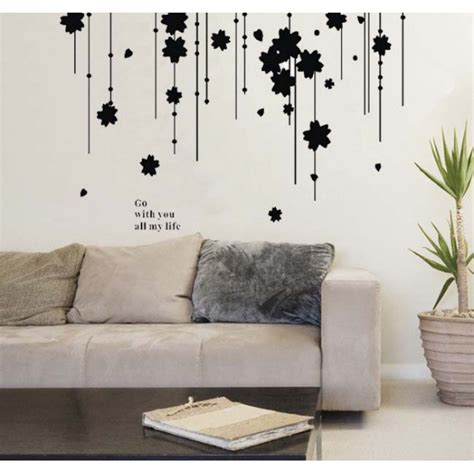 living room wall decals wall decals for living room peenmedia