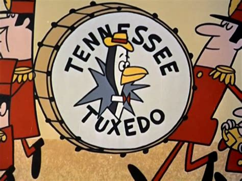 Tennessee Tuxedo And His Tales / Total Tv 1963 • The