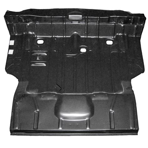 chevrolet full trunk floor pan