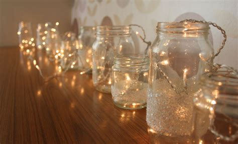 Weihnachtsdeko Mit Lichterketten by 30 Weihnachtsdeko Ideen Im Glas Zum Selbermachen