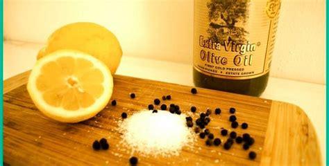 Citroni, pipari un sāls- brīnumlīdzeklis, kas uzveiks ...