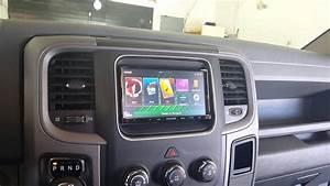2014 Dodge Ram Stereo Upgrade With Factory Camera Integration  Al  U0026 Eds Autosound La Mesa