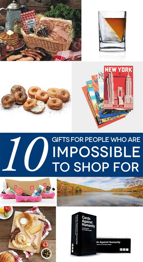 thoughtful gifts  people impossible  shop