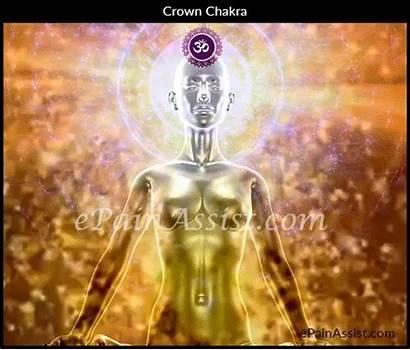 Chakra Crown Open Blocked Epainassist