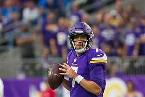 No Matter Whos Healthy Enough The Vikings Need To