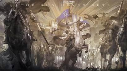 Medieval Anime War Princess Knights Armor Wallpapers
