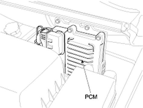 electronic throttle control 2006 hyundai elantra parental controls repair guides component locations powertrain control module autozone com