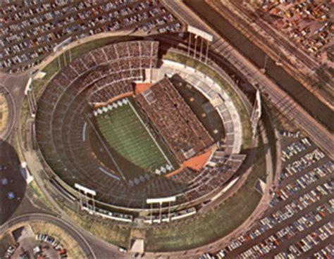 american football league stadiums