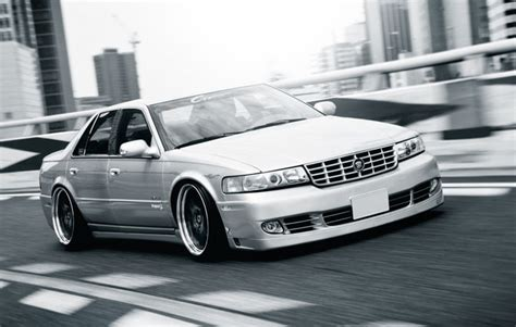 02 Cadillac Deville On 24s