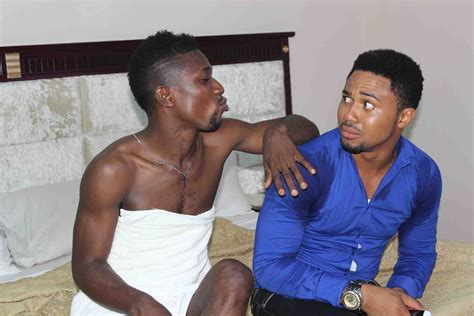 Nigeria Comedian And Nollywood Actor Caught In The Act