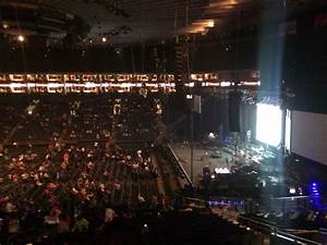 Oakland Oracle Seating Chart Oakland Arena Section 127 Rateyourseats Com