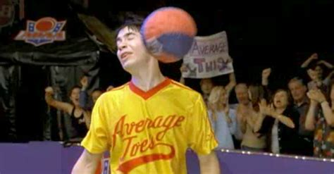 giant supercut  people  nailed  dodgeballs