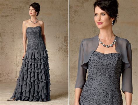 Mother Of The Bride Dresses : » Light Mother Of The Groom Dresses For Summer, Beaded