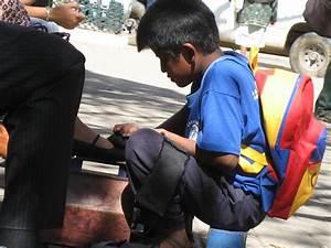 Niños trabajando Apuntes de Política Internacional