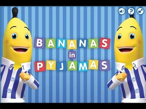 bananas  pyjamas banana match honey cake dash swing