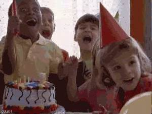 Birthday Kids GIFs - Find & Share on GIPHY