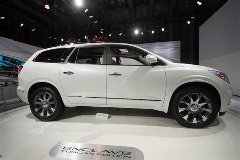 buick enclave tuscan special edition gm authority