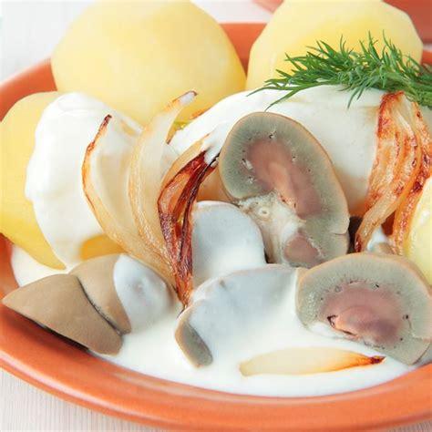 cuisiner des rognons de porc 402 best images about ris de veau rognons on