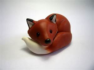 Little Red Fox   This was a commission of a fox based on a ...