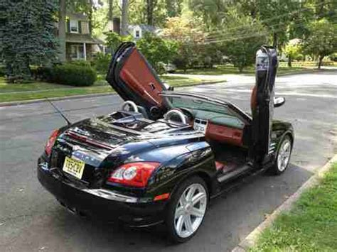 all car manuals free 2007 chrysler crossfire electronic toll collection purchase used chrysler crossfire in hackensack new jersey united states for us 21 000 00