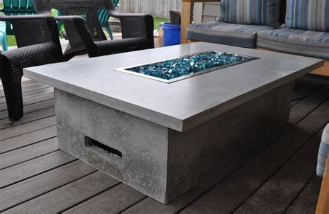 how to build a propane pit table diy propane table do it your self