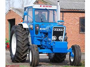 Tractordata Com Ford 7600 Tractor Photos Information